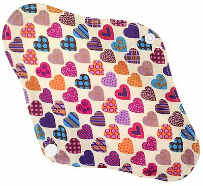 New Reusable Sanitary Towel Pads Bamboo Cloth Washable Menstrual Eco Csp Pad