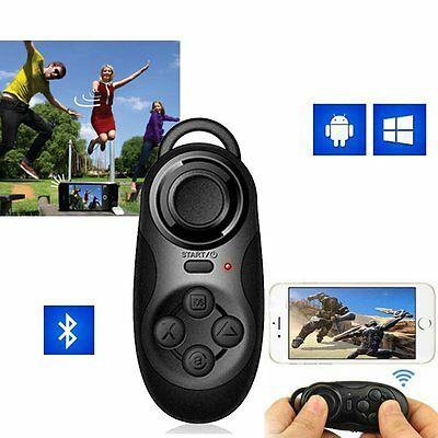 Bluetooth Remote Controller Wireless Gamepad Mouse For VR BOX 3D Games UK