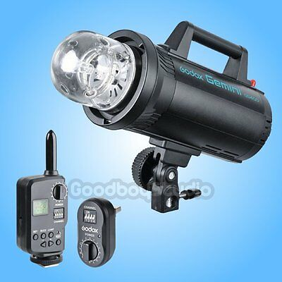 Godox GS400 GS-400 400Ws Studio Strobe Flash Light Head w/ FT-16 Flash Trigger