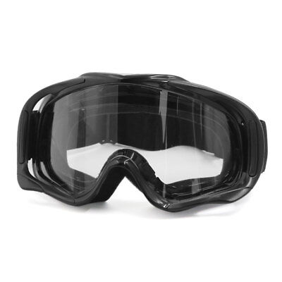 Unisex Adults Anti-Fog Motorcycle Cycling Eyeglasses Windproof Riding Goggles