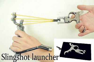 Catapult Assist ejection tool. Slingshot Professional accessories. Release aid