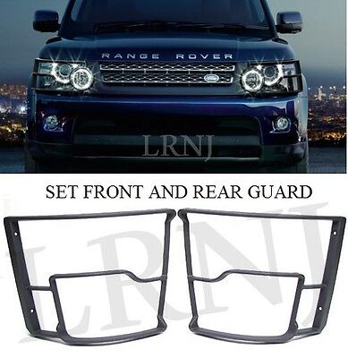 Land Rover Range Rover Sport 10-13 Front &rear Light Guards Vehicle Full Set