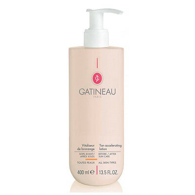 Gatineau Supersize Tan Accelerating Lotion (400ml) RRP £46