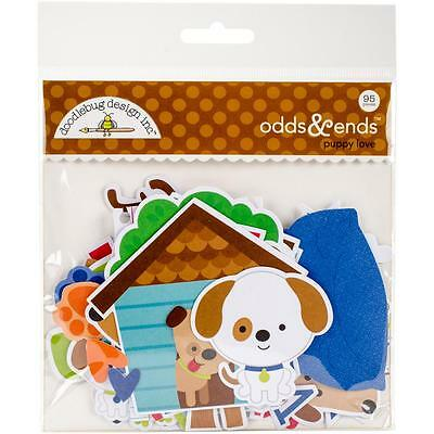 Doodlebug ~ PUPPY LOVE ~ Odds & Ends Die Cuts