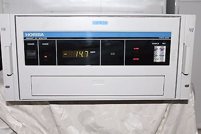 Horiba APMA-350E CO Gas Analyzer