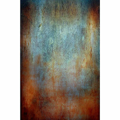3x5FT Retro Vinyl Photography Backdrop Photo Studio Background Rusted Wall Props