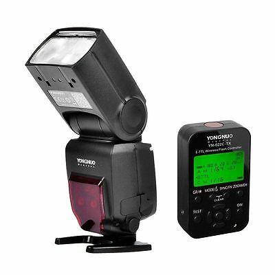 Yongnuo YN-685 Wireless Flash Speedlite + YN622C-TX Transceiver for Canon EOS UK