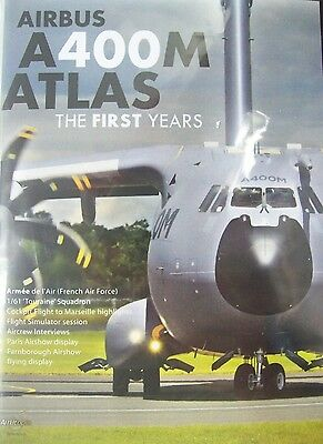 Airutopia Air Bus A400M The First Years