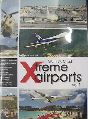 AIRUTOPIA WORLDS MOST EXTREME AIRPORTS Vol 1