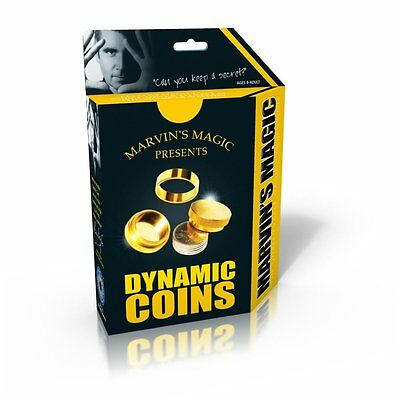 Marvin's Magic The Dynamic Coins  (8+)
