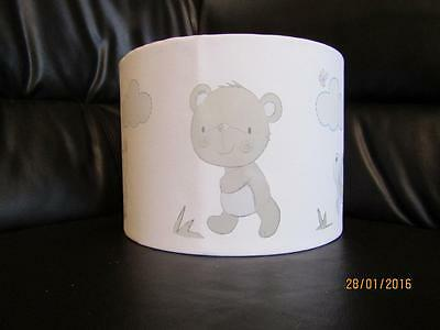 Thomas the tank engine and friends 10 drum ceiling lampshade bear and friends 10 drum ceiling lampshade lightshade aloadofball Gallery