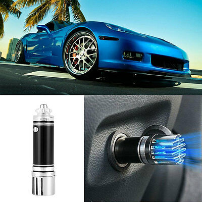 Automatic Car Home Bar Ozone Ionizer Air Freshing Ionic Purifier Cleaner