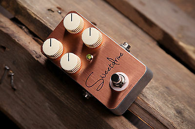 Sweetdrive Overdrive Pedal by Sweetspot Guitars