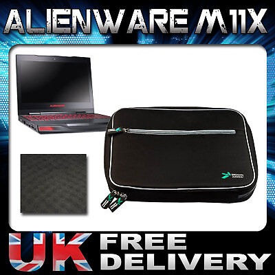 Shock-Free Foam Sleeve Case For Alienware M11X Netbook