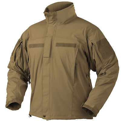 Helikon Tex Army ECWCS Level 5 Ver.2 Soft Shell Jacket Jacke Cold Weather Coyote