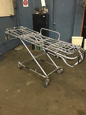 FERNO 35-A Mobile Transporter COT Ambulance Stretcher Gurney 500lbs