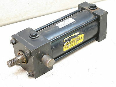 "Parker,  Pneumatic Cylinder,  3 1/4""  Bore  X  6""  Stroke,  Series 2An"