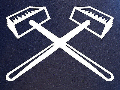 CURLING BROOMS Vinyl Sticker Decal - perfect for cars, windows, any flat surface