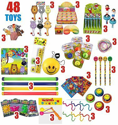 48 New Children's Toys - Wholesale, PTA, Fundraising - Job Lot, Car Boot Sale