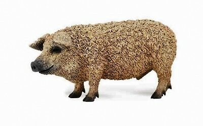 Animali Farm Life Collecta Hungarian Pig Maiale Ungherese 88674