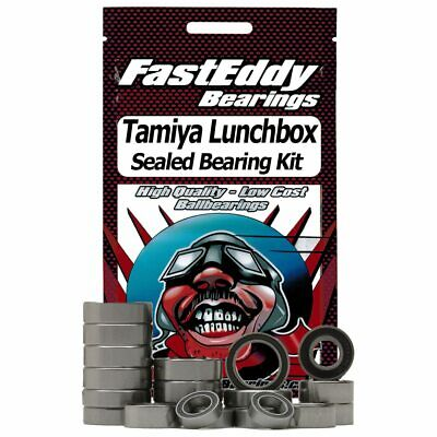 Tamiya Lunchbox 1/12th (58044) Sealed Bearing Kit
