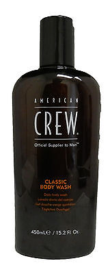 American Crew Classic Body Wash 15.2 Ounce