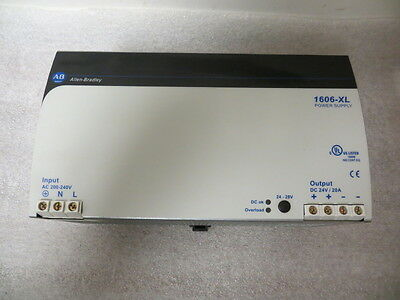 Allen Bradley 1606-XL480E Power Supply New