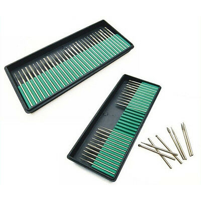 30 Pcs Professional Nail Art Electric Drill Bits File Manicure Machine Tool BDAU