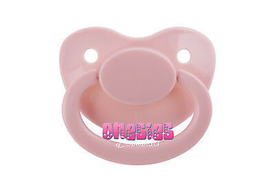 Adult Sized Pink Pacifier/Dummy NUK 6 | For Adult Baby ABDL DDLG | BIG SHIELD