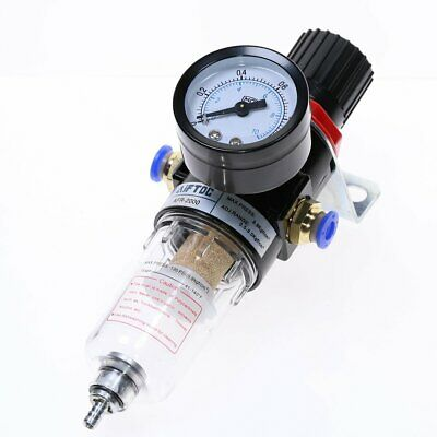 AFR2000 Air Filter Regulator Compressor  Oil water separation with 6mm Fitting