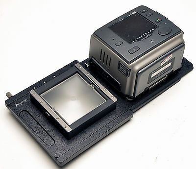Moveable Adapter For Phase One Hasselblad H Back To Sinar P3 Adaptores movible