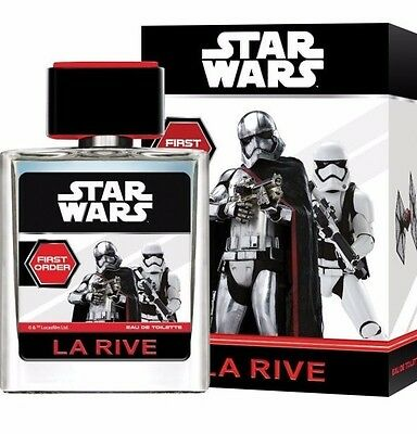 27,98EUR/100ml La Rive STAR WARS FIRST ORDER Parfüm EDT Kinder 50 ml