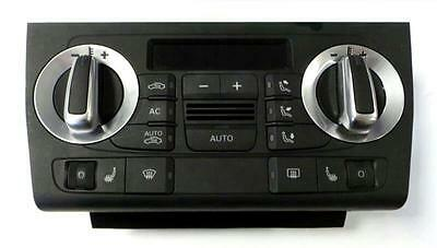HEATING SWITCHES Audi A3 S3 08-13 Heated Seat Heater Controls & WARRANTY-5057889