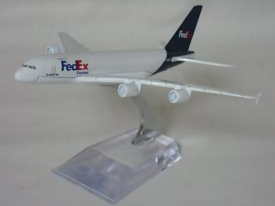 NEW 1:400 Diecast FedEx Express A380 Airbus N380FE MIB