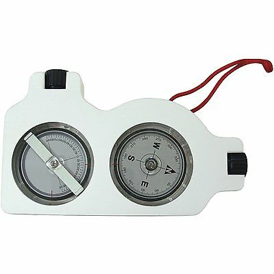 NEW Steren 203-661 Inclinometer/compass Satellite Angle Finder