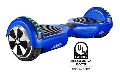 Bluetooth Hoverboard UL approved Electric skateboard self balance electric