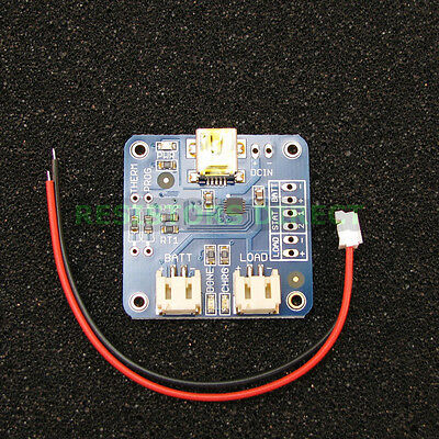Adafruit USB LiIon/LiPoly Charger v1.2 5V Input Chrage 3.7/4.2v Battery G09