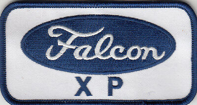 Ford Falcon Xk Xl Xp Embroidered Patch