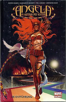ANGELA #1 HC-VARIANT deutsch (US 1-6) lim.150 Ex THOR/GUARDIANS OF GALAXY/SPAWN