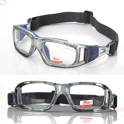 Outdoor Sports Glasses Adjustable Elastic Wrap Eyewear For Soccer Basketball etc