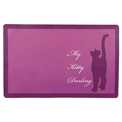 Trixie Napfunterlage My Kitty Darling, UVP 3,49 EUR, NEU