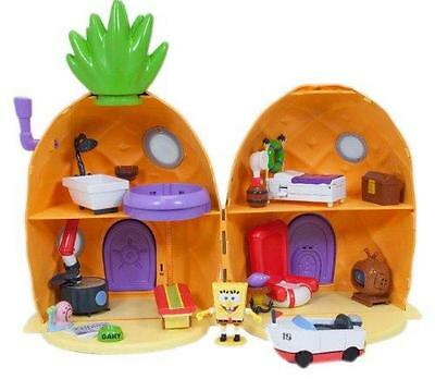New Spongebob Squarepants Pineapple House Playset