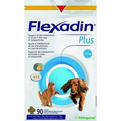 Flexadin Plus for Med & Large Dogs (90 Chews) Premium Service, Fast Dispatch