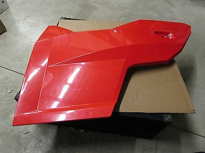 Polaris General left hand side door OEM 5452092-293 Indy Red outer panel