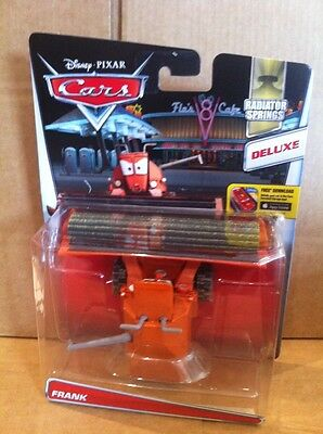 DISNEY CARS DIECAST - Frank - Deluxe - Combined Postage