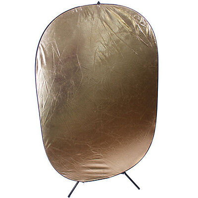"CowboyStudio 24"" x 36"" 5in1 Reflector Kit with Stand and reflector clip"