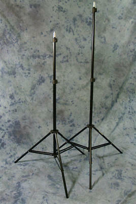Cowboystudio 2 Two Photo Video Light Stands 7 Ft Stand