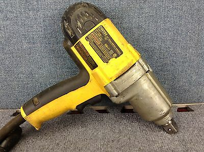 DEWALT DW294 3/4 in. (19 mm) Impact Wrench with Detent Pin Anvil
