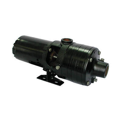 Dayton 5UXJ5 High Volume Pressure Booster Pump, 3 hp 230/460 10.7-11.3/5.7 Amps