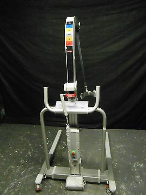 Mobility Liko Golvo 7007 Es Mobile Powered Patient Lift 2 Nu Slings & Batteries